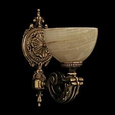 Светильник настенный (бра) из камня НК-О-20-1 КК