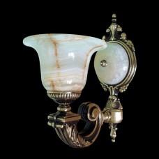 Светильник настенный (бра) из камня НК-О-20-1 ККТЛ