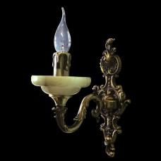 Светильник настенный (бра) из камня НК-О-42-1
