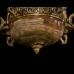 Люстра из камня НК-О-6 Муза Зеленый оникс