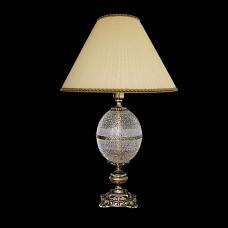 Настольная лампа из хрусталя ХН-О-01 Зима