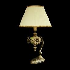 Настольная лампа из камня НК-О-03