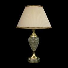 Настольная лампа из хрусталя ХН-О-37 Орнамент