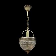 Люстра из хрусталя ХН-О-25 (175) Орнамент